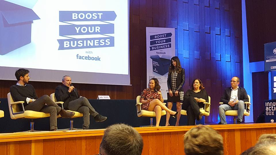 Boost your business with Facebook 2016